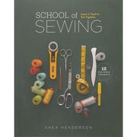 Lucky Spool Books-School Of Sewing