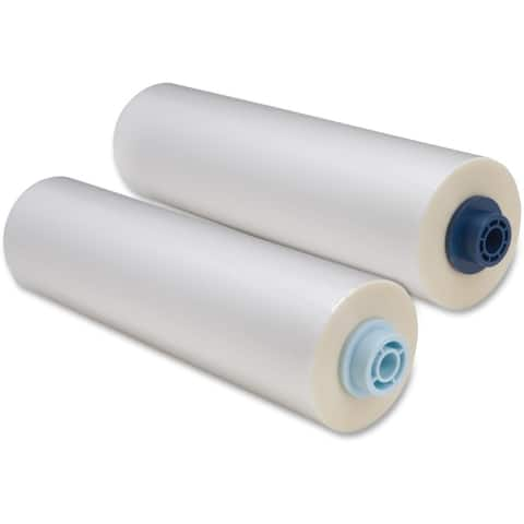 Print finishing solutions 3748203ez 1.7 mil, 25in 500 ft nap ii roll fi - Clear