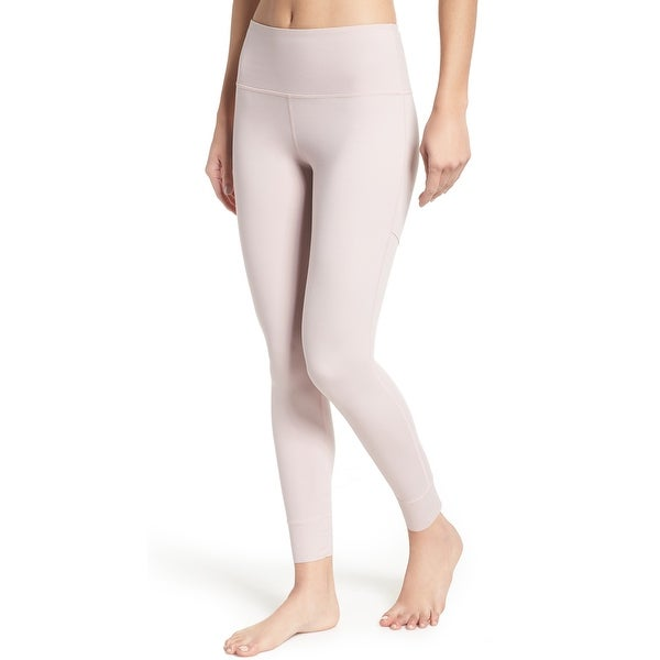 sneakers genuine search for best VARLEY Pink Womens Size Medium M High Waist Stretch Leggings