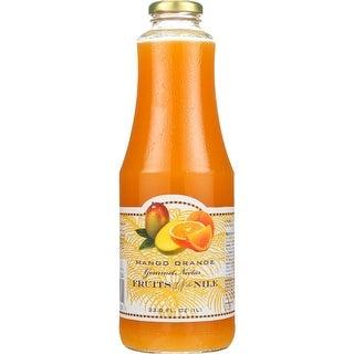Fruit of the Nile - Fruit Of The Nile Nectar - Mango Orange ( 3 - 33.8 FZ)