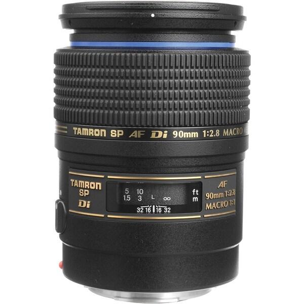 Tamron SP 90mm f/2.8 Di Macro Autofocus Lens for Sony Alpha & Minolta Maxxum SLR (International Model)