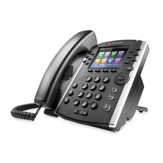 Vvx 400 Ip Business Poe Telephone (Power Supply Not Included)