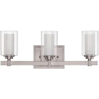 Jeremiah Lighting 167203 Celeste 3 Light Bathroom Vanity Light - 19.5 Inches Wide