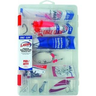 Lazer Sharp Pier/Jetty Premium Saltwater Tackle Kit