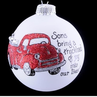 Son Joy Ornament