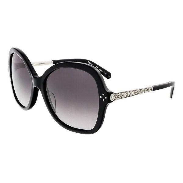 Chloe CE658SR Oversized Rectangular Chloe sunglasses