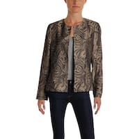 Kasper Womens Jacket Business Special Occasion