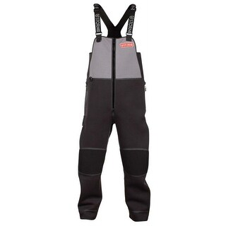 Stormr Strykr Mens Smoke Large Bib For Harsh Weather Conditions