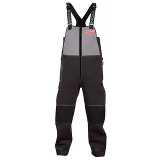 Stormr Strykr Mens Smoke X-Large Bib For Harsh Weather Conditions