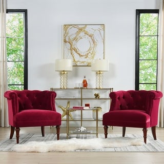 Link to Carson Carrington Sofia Tufted Contemporary Accent Chair Similar Items in Living Room Chairs