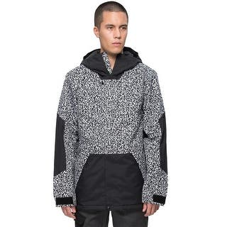 The North Face Achilles Hooded Waterproof Jacket Black and White XX-Large|https://ak1.ostkcdn.com/images/products/is/images/direct/4c091248597a025303784777b8f60d7a5eec947b/The-North-Face-Achilles-Hooded-Waterproof-Jacket-Black-and-White-XX-Large.jpg?impolicy=medium