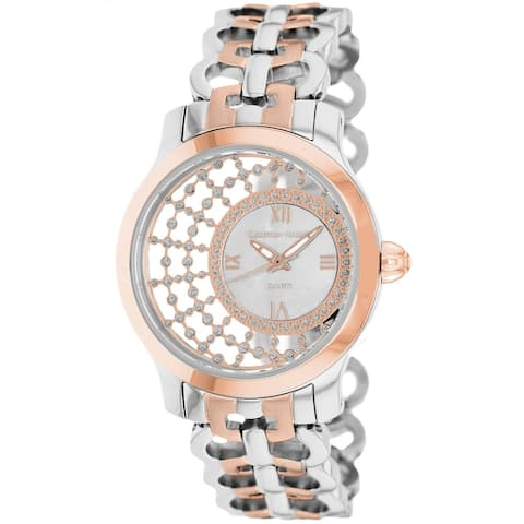 Christian Van Sant Women's Delicate White MOP Dial Watch - CV4413