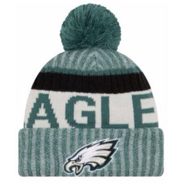 Shop New Era Philadelphia Eagles NFL Knit Hat Cap Winter Beanie Skullcap  11460385 - Free Shipping On Orders Over  45 - Overstock - 18609194 9d88acbb410