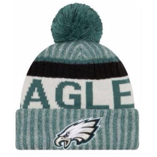 2a8dedc48fd Shop New Era Philadelphia Eagles NFL Knit Hat Cap Winter Beanie Skullcap  11460385 - Free Shipping On Orders Over  45 - Overstock - 18609194