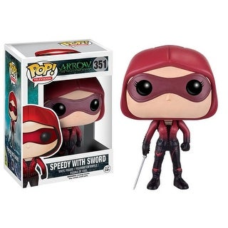 Arrow Funko Pop TV Vinyl Figure Speedy with Sword - multi