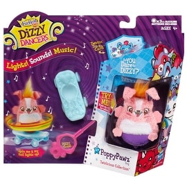 FurReal Friends Dizzy Dancers Twirlicious Collection PoppyPawz Pet