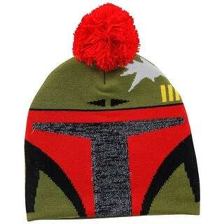 Star Wars Boba Fett Women's Slouch Knit Hat