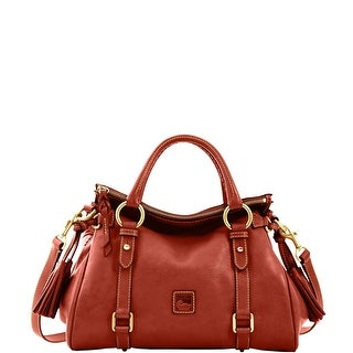 Dooney & Bourke Florentine Small Satchel (Introduced by Dooney & Bourke at $368 in Aug 2017)
