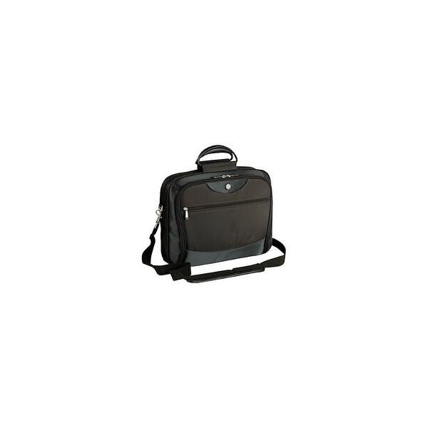 HP 12.1 Inch Evolution Lite Notebook Case PE837A HP Evolution Lite Notebook Case - Top-loading - Handle - Nylon