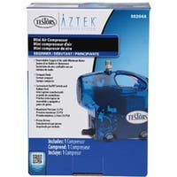 Aztek Mini Blue Air Compressor-
