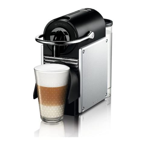 Nespresso Pixie Original Espresso Machine with Aeroccino Bundle