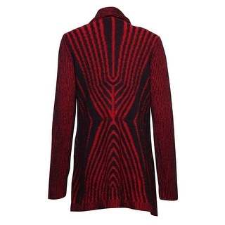 Style & Co. Women's Ribbed Open Front Cardigan Sweater
