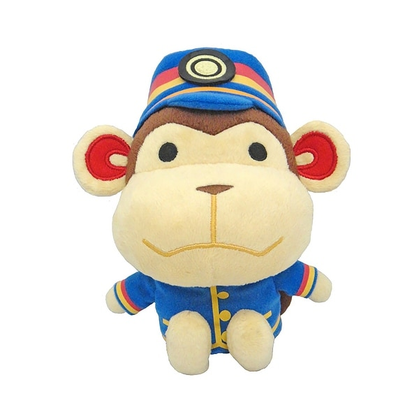 "Animal Crossing Porter 7"" Stuffed Figure"