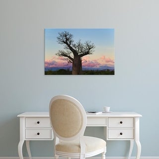 Easy Art Prints Keren Su's 'Baobab Trees' Premium Canvas Art