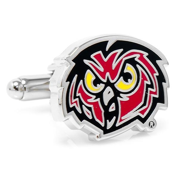Temple University Owls Cufflinks