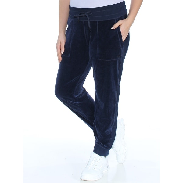 8fefbf3d Shop TOMMY HILFIGER Womens Navy Pants Size: XL - Free Shipping On Orders  Over $45 - Overstock - 28226368