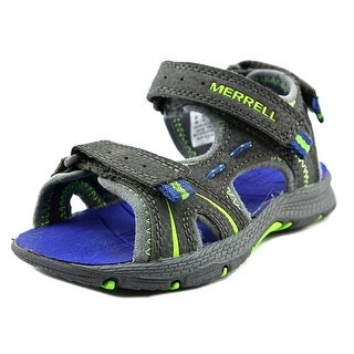 Merrell Panther Open-Toe Canvas Fisherman Sandal