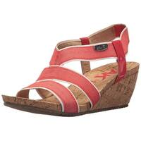 Anne Klein Women's Cabrini Wedge Sandal