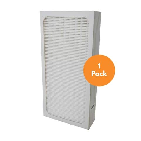 Replacement Compatible with Blueair 400 Series Particle Filter - White