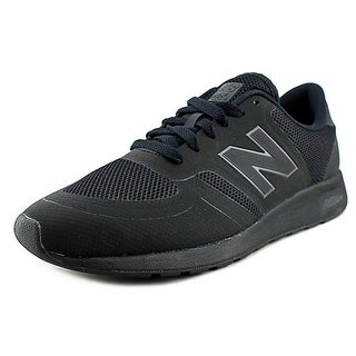 New Balance MRL420 Men Round Toe Synthetic Black Sneakers