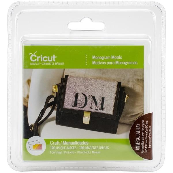 Cricut Shape Cartridge-Monogram Motifs
