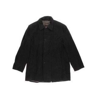 Cole Haan Mens Wool Single Vent Coat - XL