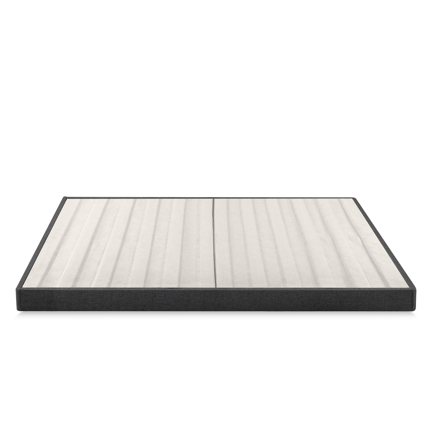 7.5 Inch Essential Box Spring Mattress Foundation Easy Assembly Required King