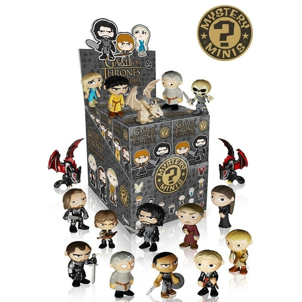 Game of Thrones Funko Blind Packaging Minis Random Vinyl Mini-Figure Series 2 - multi