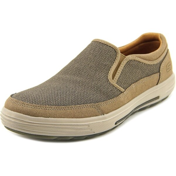 Skechers Porto Vesco Round Toe Canvas Loafer