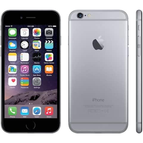 Apple iPhone 6 64GB Space Gray - Unlocked - Refurbished - Space Gray