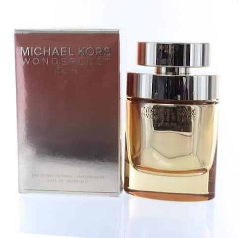 Michael Kors Wonderlust Sublime Edp Eau De Parfum Spray For Women 3.4 OZ