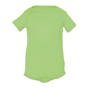 Infant Fine Jersey Bodysuit - Key Lime - 18M