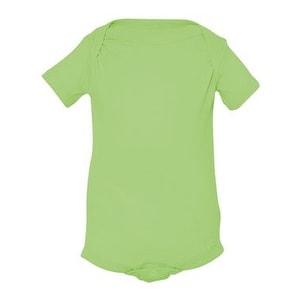 Infant Fine Jersey Bodysuit - Key Lime - 24M