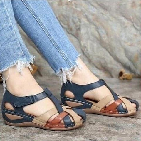Comfort Plus Spur Orthopedic Sandal