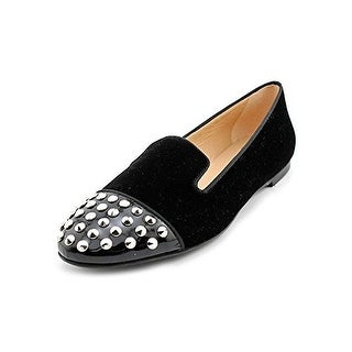 Stokton 1324 Flat Loafers - Black