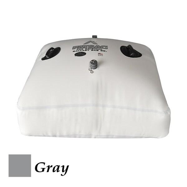 Fatsac floor ballast bag - 500 pounds - gray