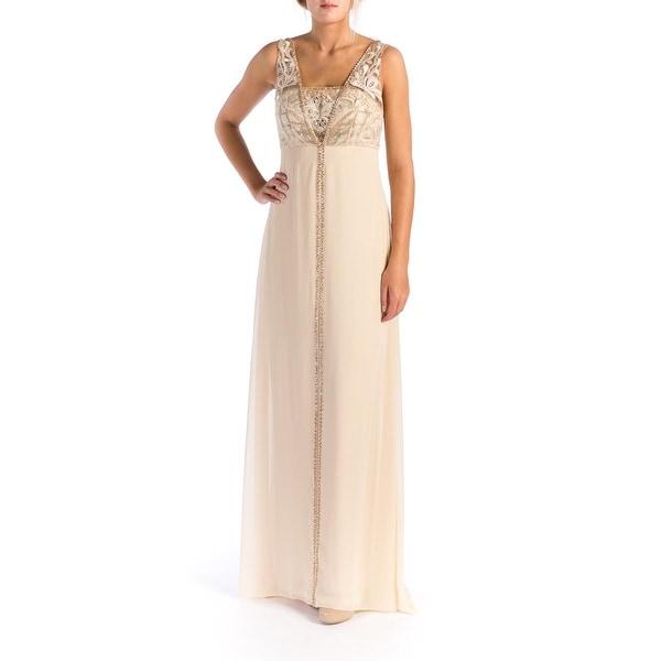 9f9bccbae3b Shop Sue Wong Womens Embellished Prom Evening Dress - 4 - Free ...
