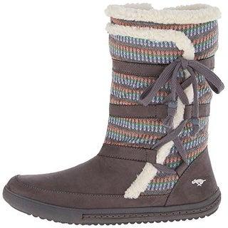 Rocket Dog Women's Palmetto Ice Queen Cotton Coast Winter Boot