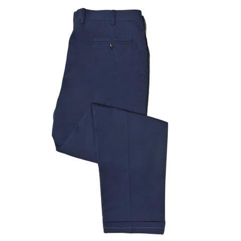 Brioni Mens Blue Tigullio Pants 38