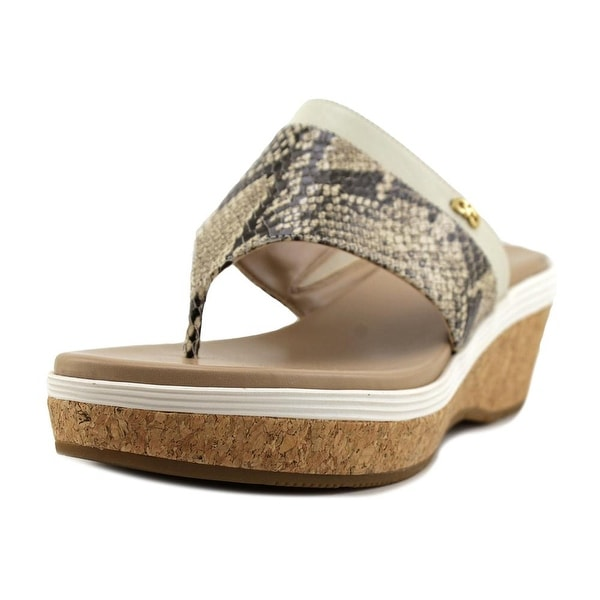 114099f396c Shop Cole Haan Cecily Grand Thong Open Toe Leather Thong Sandal ...